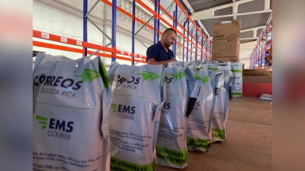 El producto de Costa Rica ante el escasez del jabón en gel