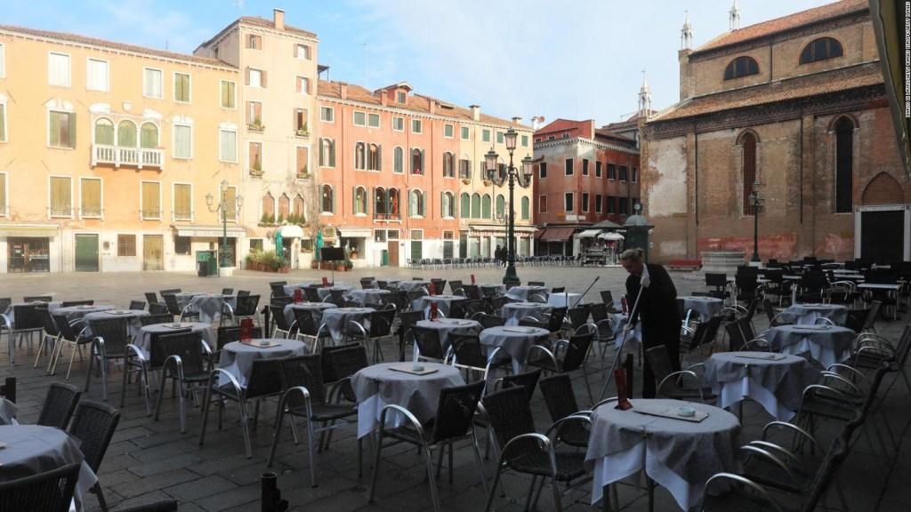 Se restringe aún más actividad económica en Italia