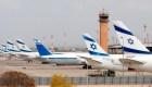 Operativo israelí para repatriar jóvenes