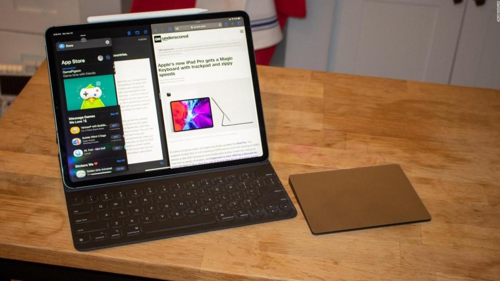 Lanzan nuevos Ipad Pro y MacBook Air