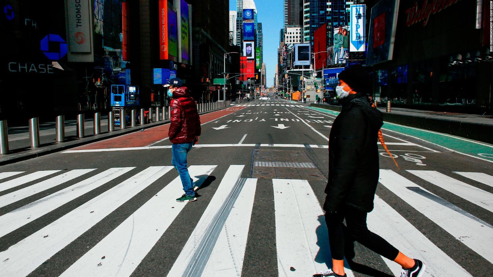 ¿Por qué Nueva York es el epicentro de casos de coronavirus en EE.UU.?