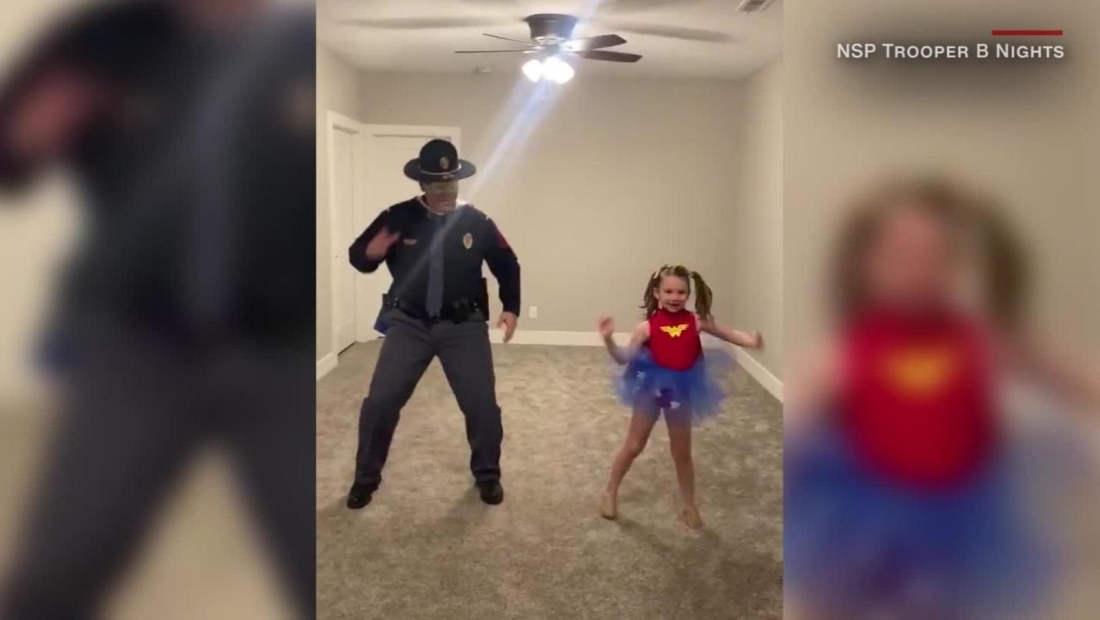 Este baile de padre e hija se ha vuelto una sensación