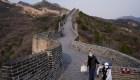 China reabre parte de la Gran Muralla China