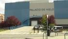 Madrid: pista de hielo es convertida en morgue