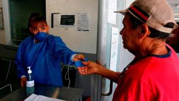¿Qué es la fase dos del coronavirus declarada en México?