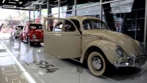 La tradición familiar de trabajar en la planta de Volkswagen en Puebla