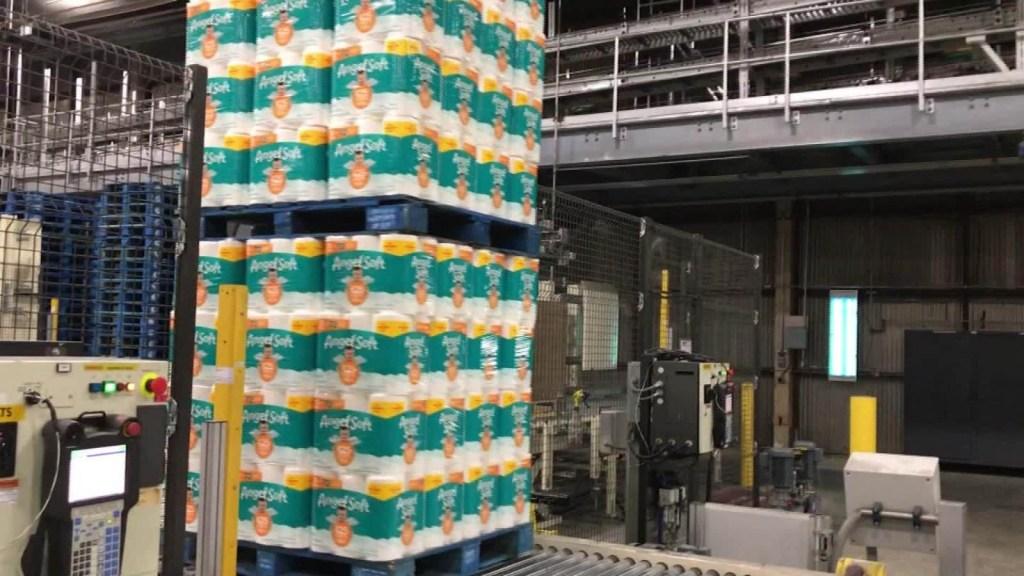Hay suficiente papel higiénico, dicen fabricantes