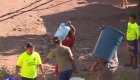 Hondureños enfrentan covid-19 en medio de crisis de agua