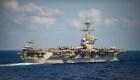 Dos portaviones de EE.UU. están infectados por covid-19