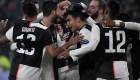 El gran gesto de los futbolistas de la Juventus