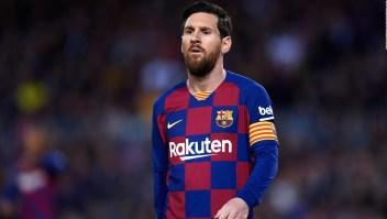 ¿Se aproxima un divorcio entre Messi y el Barcelona?