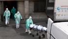Repunte de contagios por coronavirus en España