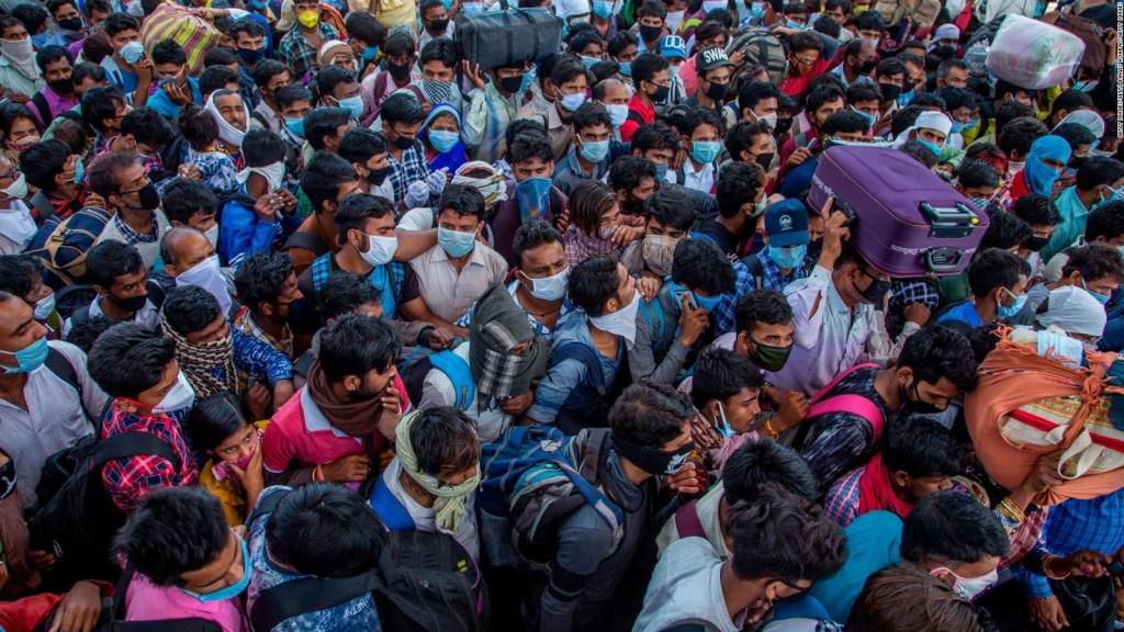 India: Más casos de covid-19 tras evento religioso
