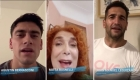 """El video viral de famosos argentinos cantando """"Imagine"""""""