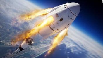 SpaceX firma un acuerdo para enviar turistas y otros a la Estación Espacial Internacional