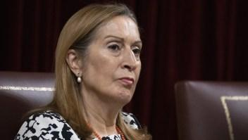 Ana Pastor, del Partido Popular, en una foto del 25 de julio de 2019 en Madrid, España. Crédito: Pablo Blázquez Domínguez / Getty Images