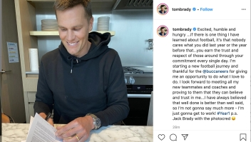 Instagram @tombrady