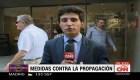 Primer caso de coronavirus en Argentina