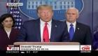 Trump invoca ley de producción de defensa por covid-19