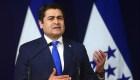 EE.UU. vincula al presidente de Honduras con narcotráfico
