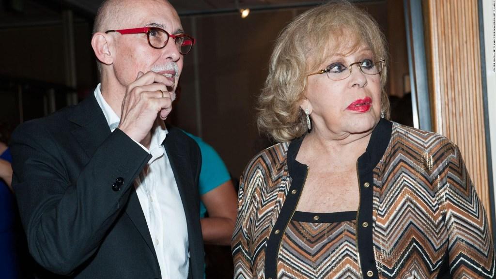 Silvia Pinal en estado delicado de salud