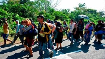 Migrantes, vulnerables ante covid-19