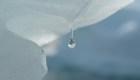 Glaciares se derriten por las altas temperaturas