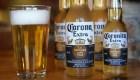 Paralizan producción de cerveza Corona en México
