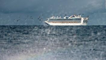 Miles de tripulantes a la deriva por covid-19