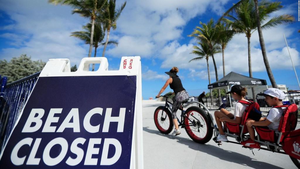 El Aeropuerto de Miami, una amenaza ante la pandemia