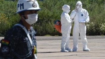 En tiempo de coronavirus, la altura es un problema más para Bolivia