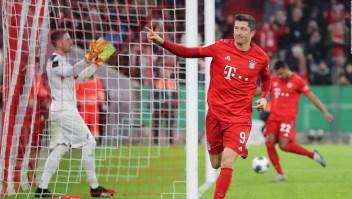 Bayern Munich volverá a entrenar este lunes