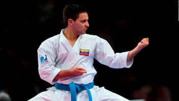 Antonio Díaz: la leyenda venezolana del karate mundial