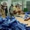 En esta cárcel producen 2.000 mascarillas al día por la pandemia