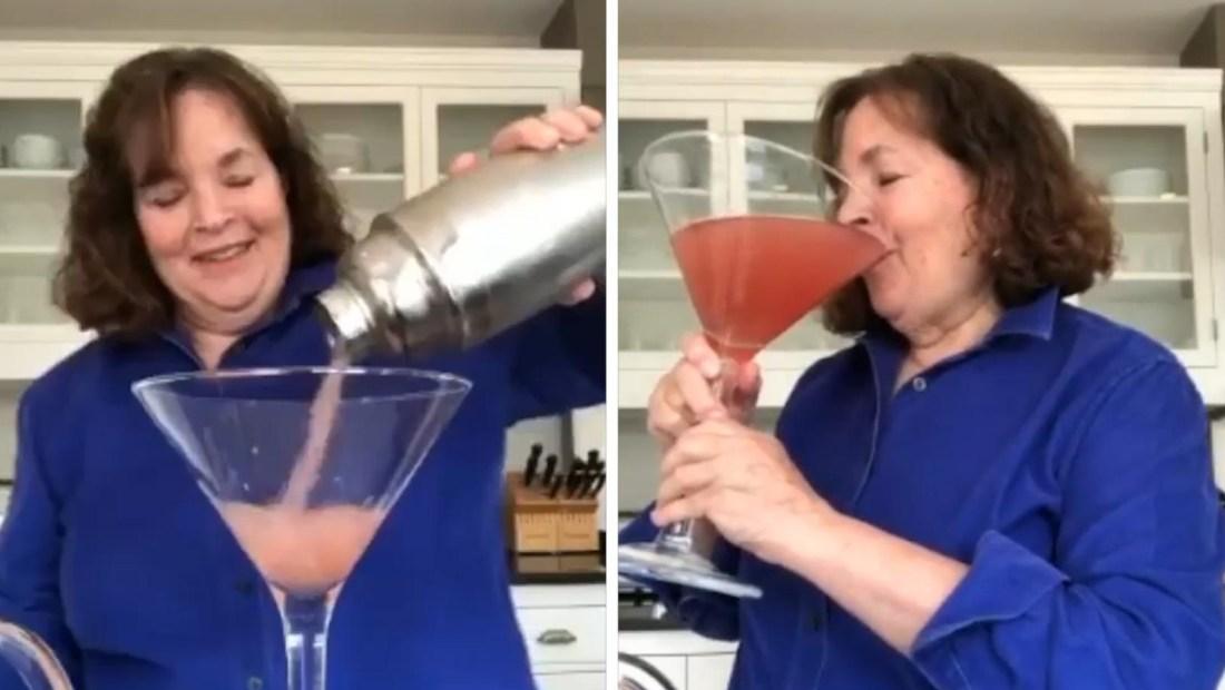 La mejor forma de hacer un trago gigante