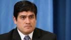 El presidente de Costa Rica dice lo que le preocupa del covid-19