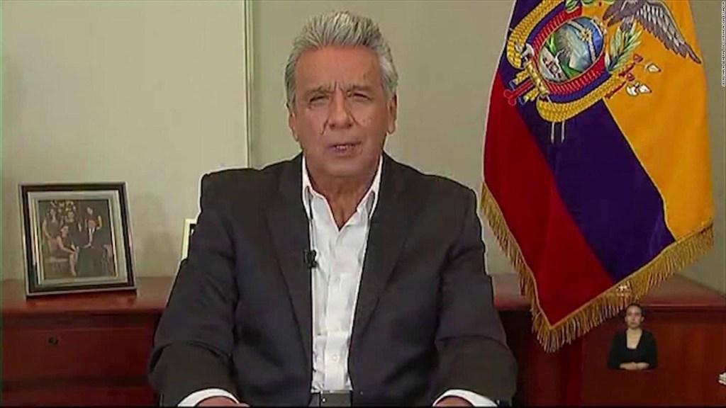 Lenín Moreno: No minimicen la gravedad de esta crisis
