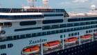 5 cosas para hoy: Cruceros a la deriva y más noticias