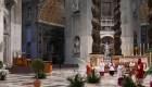 La Semana Santa en Jerusalén inicia sin peregrinos