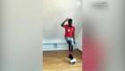 """Clases de """"Zumba futbolístico"""" para practicar en casa"""