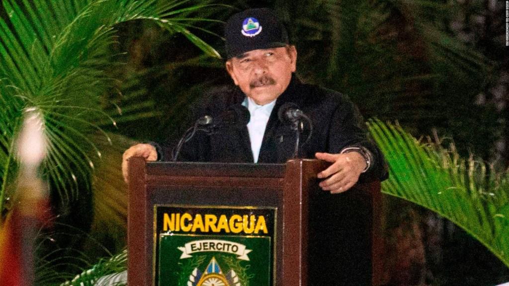 ¿Dónde está Daniel Ortega?