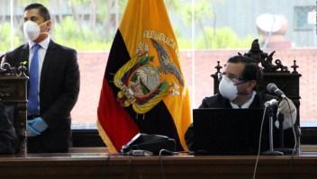 Ecuador: 8 años para Correa y Glas por presunto cohecho