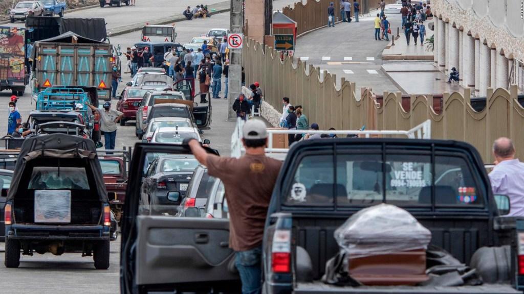 La gravedad del covid-19 en Guayaquil