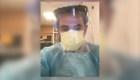 Médico colombiano cuenta cómo se siente el covid-19