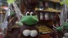 Conejos de chocolate contra la pandemia