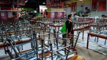 Más de 300.000 mexicanos pierden su empleo por el coronavirus