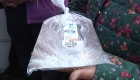 Largas filas por alcohol casero y gel antibacterial en Toluca