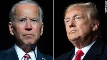 Biden lidera intención de voto a meses de la elección general