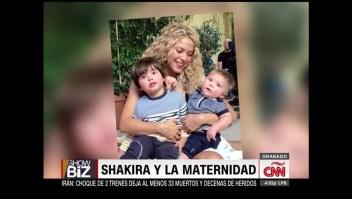 Jueves del recuerdo: Shakira y su faceta como madre