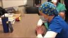 La emotiva llamada de Stephen Curry a una enfermera